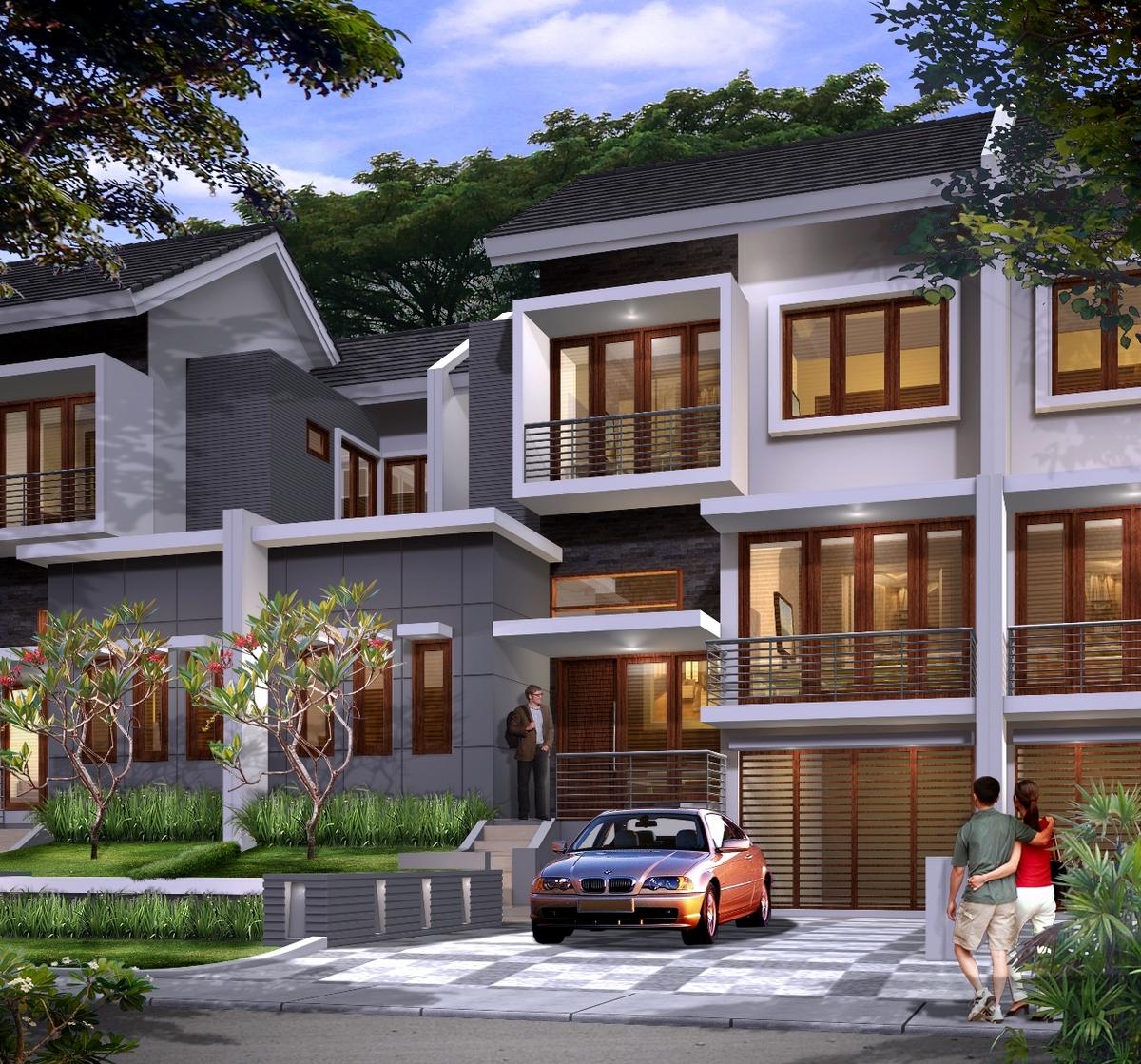 Victoria Park Residence Dijual Rumahcom