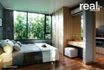 real by noble: Fully Furnished Condo on Chaengwattana - New Home for Sale