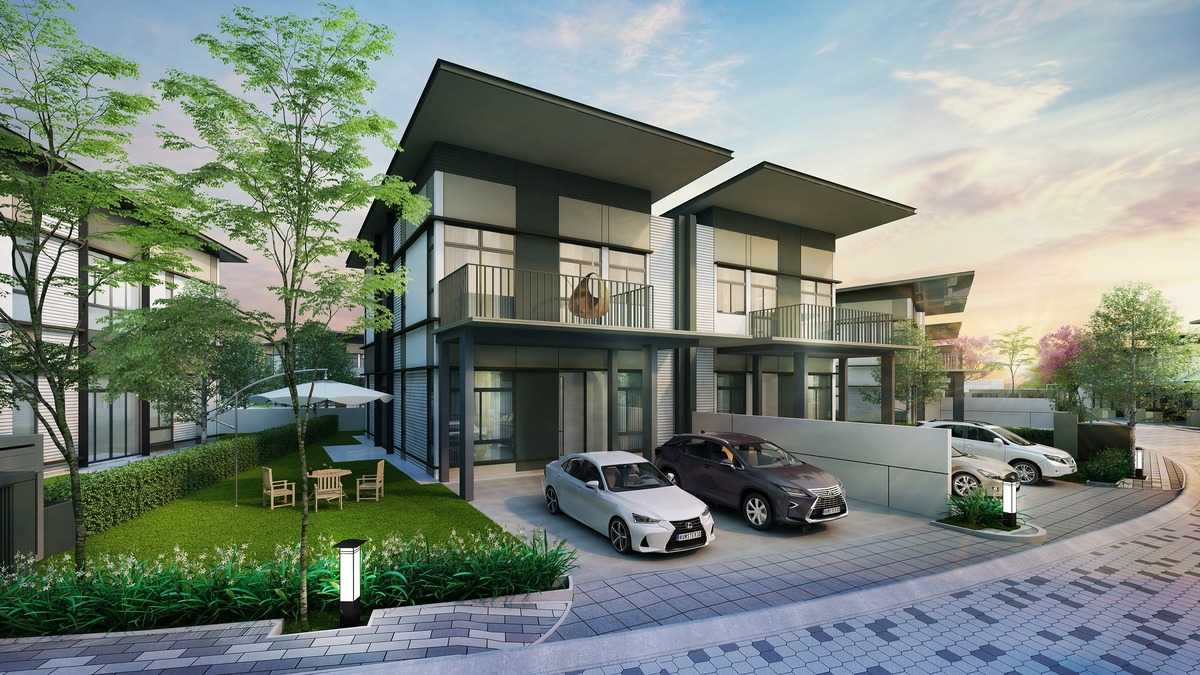 sakura residence semi d plus cluster is for sale propertyguru malaysia. Black Bedroom Furniture Sets. Home Design Ideas