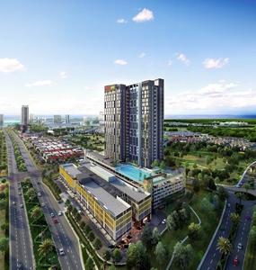 - Sunway GRID Residence @ Sunway Iskandar