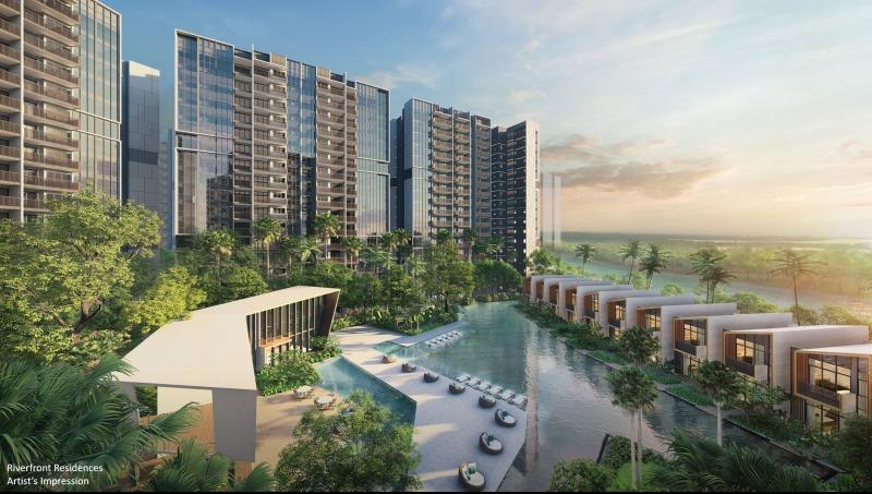 Riverfront Residences New Project Launch Propertyguru