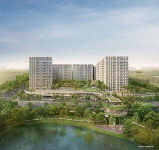 - MORE THAN $200K DEV DISC! The Woodleigh Residences & Mall @ Bidadari (D13) - Direct access to Woodleigh MRT, City-Fringe, high rental yield