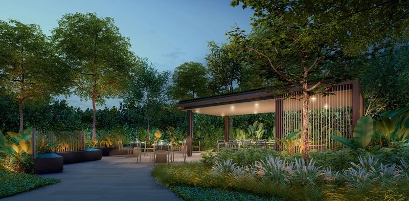 Gourmet Pavilion