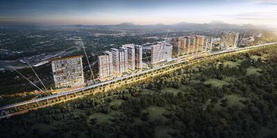 - LRT City Sentul - Royal Sentul Park Tower 1A