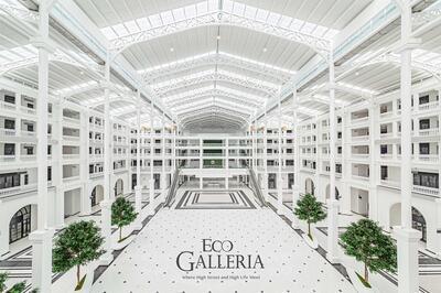 - Shop @ Eco Galleria, Eco Botanic