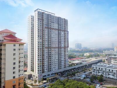 - Glomac Centro Service Apartment