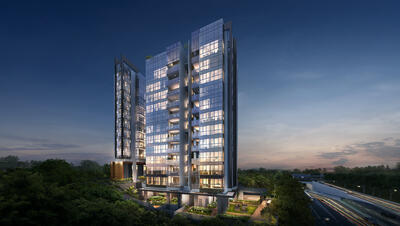 - ONE-PRICE PROMO! FREEHOLD, Farrer Road MRT, Lowest Entry for 1BR in the whole of District 10,  Enlarged Master Bedrooms, within 1km to Nanyang Primary, Mins to Orchard and Holland V! - Wilshire Residence (D10)