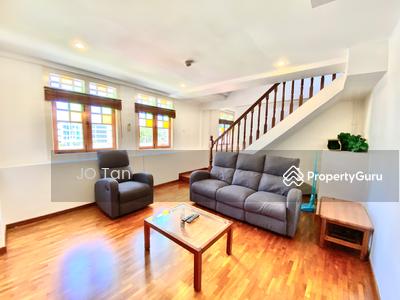 For Rent - BUGIS CONSERVATION SHOPHOUSE - 2 BEDRM LOFT