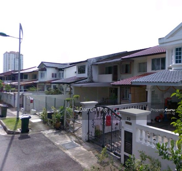 Terrace house singapore image with terrace house for Terrace house singapore