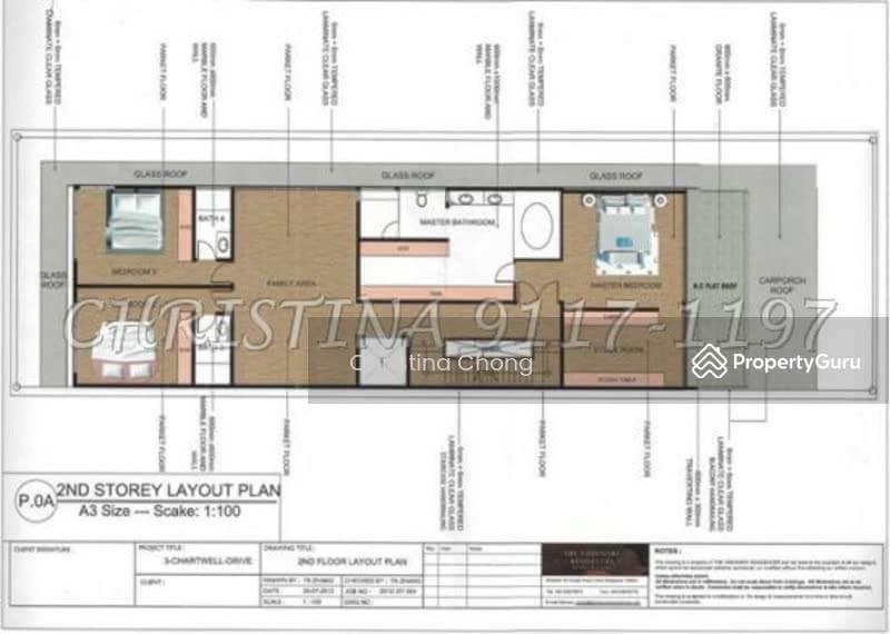 Brand New 3 Storey Semi D Chartwell Drive Serangoon Gdn Estate
