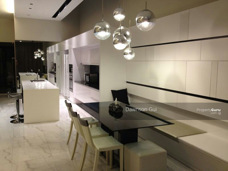 chic stylish inter terrace house keris estate jalan keris 5
