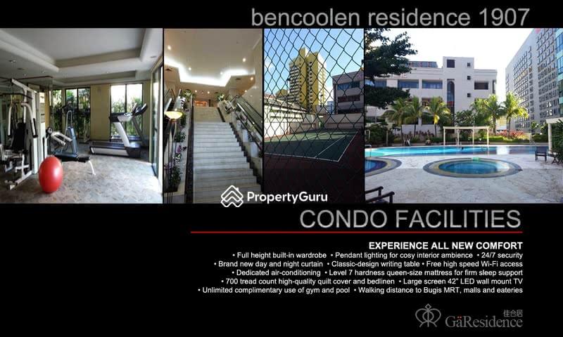 The Bencoolen Room For Rent