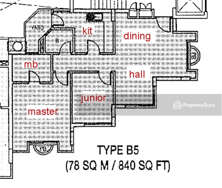 Knobs Pointe Apartments: Parbury Hill Condo, 28 Parbury Avenue, 2 Bedrooms, 840