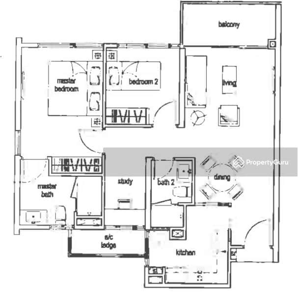 Tree House, 60 Chestnut Avenue, 2 Bedrooms, 861 Sqft, Condominiums ...