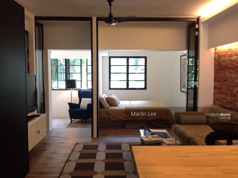 New York Loft Style 2 Bedrooms Apartment @ Tiong B, Tiong ...
