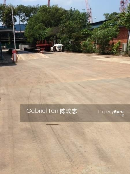 Jurong -concrete open yard  FOR RENT #113352644