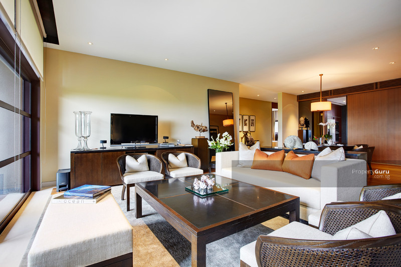 The Club Residences By Capella Singapore 1 The Knolls Sentosa Island Singapore 3 Bedrooms