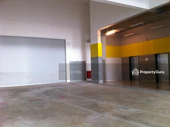 Self Contain Factory Cum Warehouse At Jurong Tuas