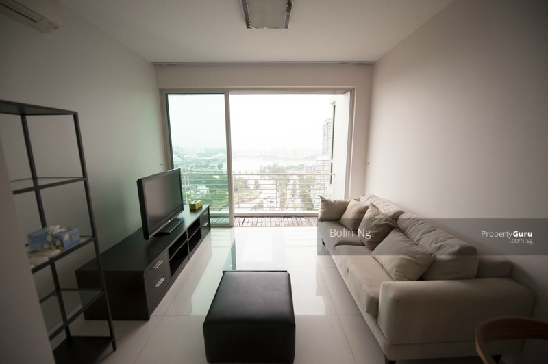 Living Hall with unblock Coastal View