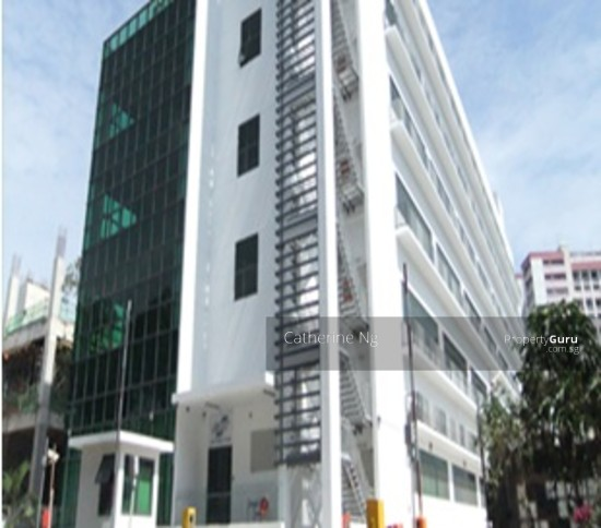 Light Industrial Space For Rent Vancouver: 107 Eunos Avenue 3, 409837 Singapore, Light Industrial (B1