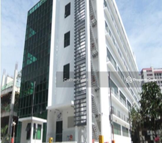 107 Eunos Avenue 3, 409837 Singapore, Light Industrial (B1