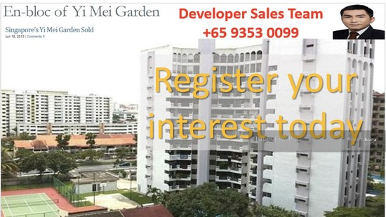 trilive former yi mei garden tampines road 1 bedroom 592 sqft condominiums apartments and executive condominiums for sale by james jose boo - Mei Garden