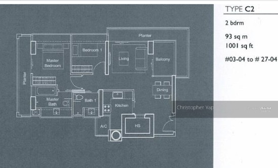 Domus 8 Irrawaddy Road 2 Bedrooms 1001 Sqft Condos Apartments For Rent By Christopher Yap S 3 200 Mo 17368467