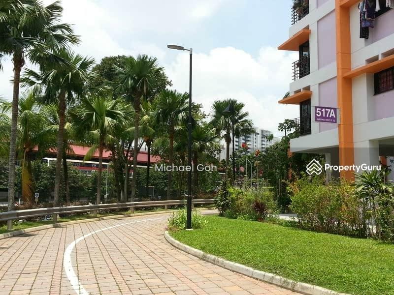 Hdb Blk 517a Jurong West St 52 517a Jurong West Street 52 Room Rental 200 Sqft Hdb Flats