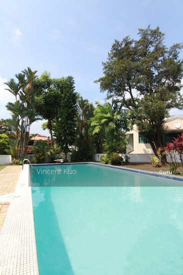D5 Bungalow With Large Inground Pool For Rent Faber Park 5 Bedrooms 4450 Sqft Landed Houses