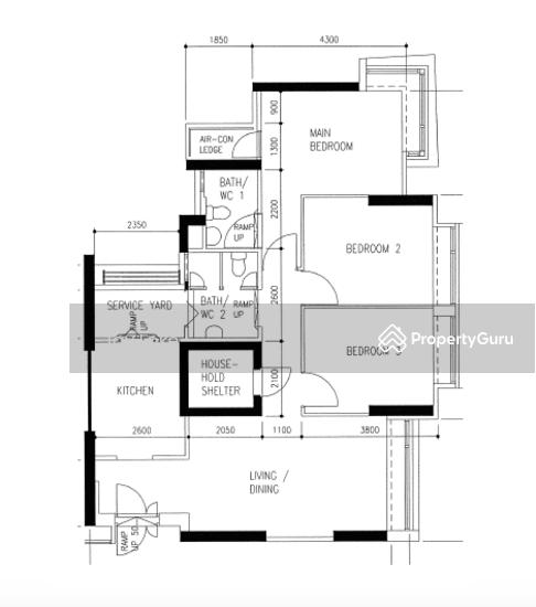 New Room @ Casa Clementi, New Room @ Casa Clementi (Ladies), Room ...