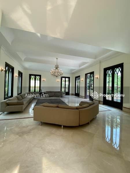 Mansion with basement carpark #132044428