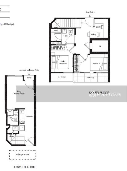 Smart Suites 302 Sims Avenue 2 Bedrooms 775 Sqft