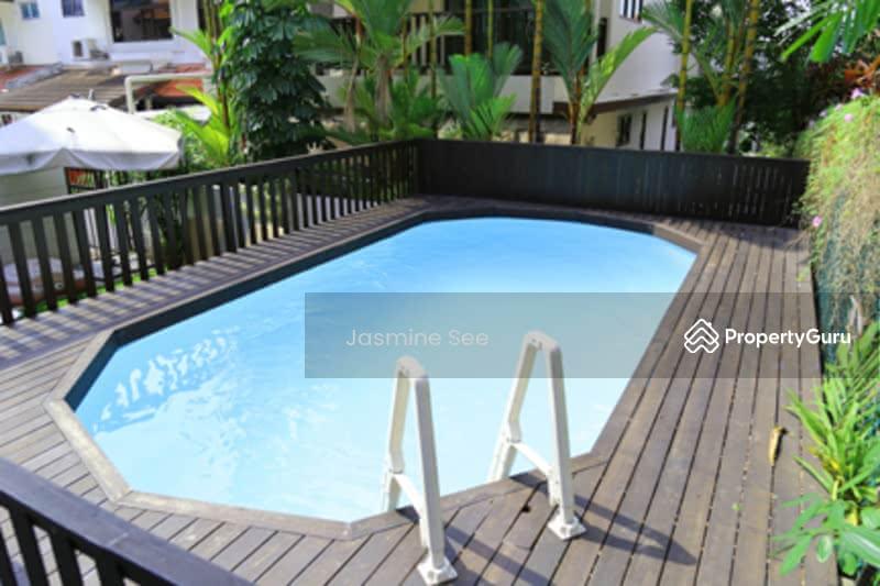 Above Ground Swimming Pool Singapore Round Designs
