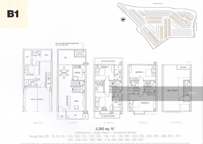 Shaughnessy floor plan the shaughnessy 80 miltonia close 5 for Floor 80 100 floors