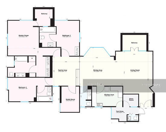 Leonie Condotel 2 Leonie Hill Road 4 Bedrooms 2568 Sqft