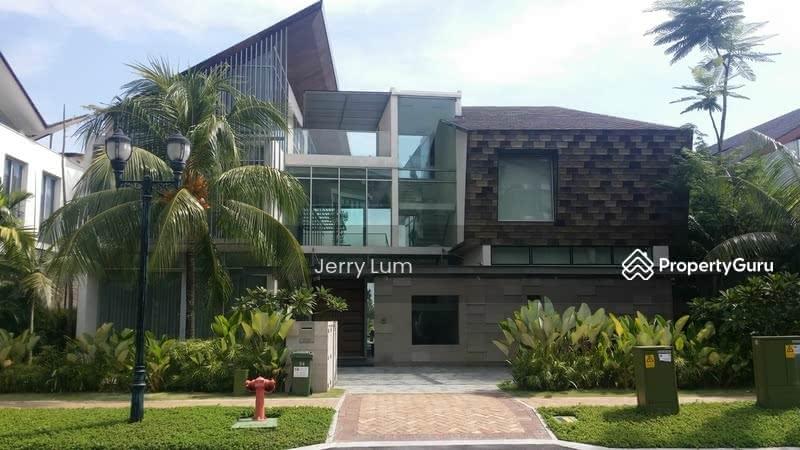 Bungalow In Singapore Home Design