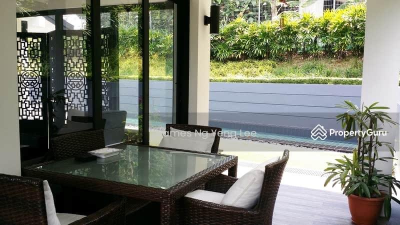 Black  U0026 White Resort Bungalow At Sunset  Sunset Crescent  4 Bedrooms  4800 Sqft  Landed Houses