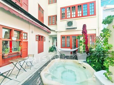 For Rent - SHOPHOUSE CHINATOWN  MRT
