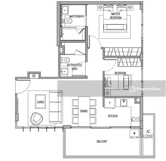 Apartments For Rent In Chapel Hill Nc: 7 On Chapel, 7 Chapel Road, 2 Bedrooms, 743 Sqft, Condos