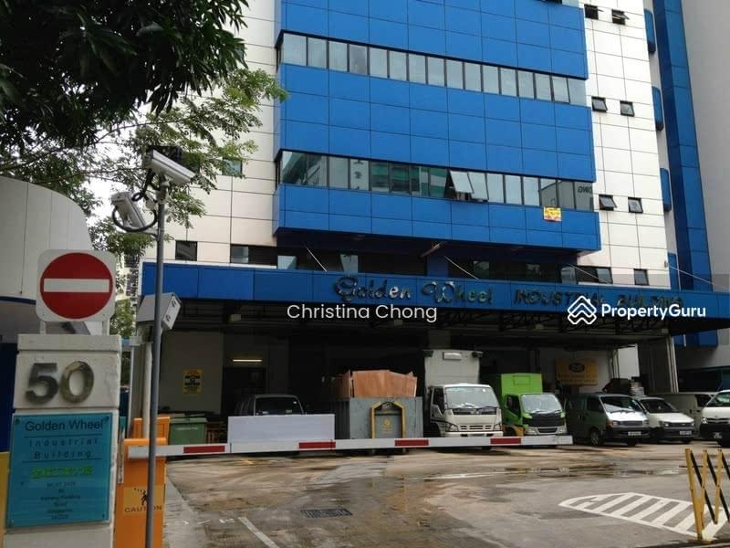 Golden Wheel Industrial Building #60924114