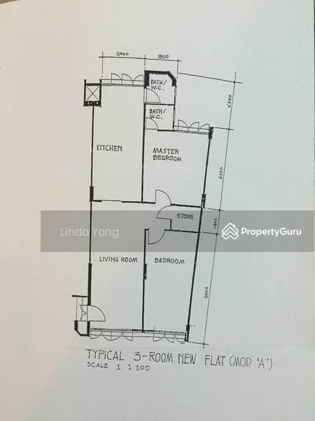 Master Bedroom Jurong East 257 jurong east street 24, 257 jurong east street 24, 2 bedrooms