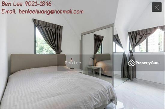 Hougang Mrt Master Studio Bedroom Rent Lease Landed Jalan Naung Room Rental 300 Sqft