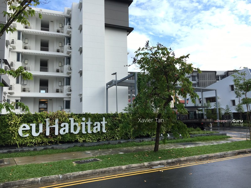 Euhabitat 196 Jalan Eunos 2 Bedrooms 904 Sqft