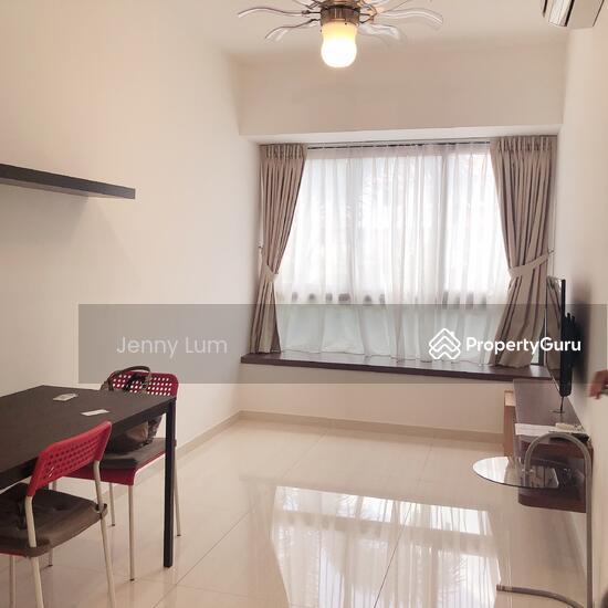 The Promenade Apartments: The Promenade @ Pelikat, 183 Jalan Pelikat, 1 Bedroom, 484
