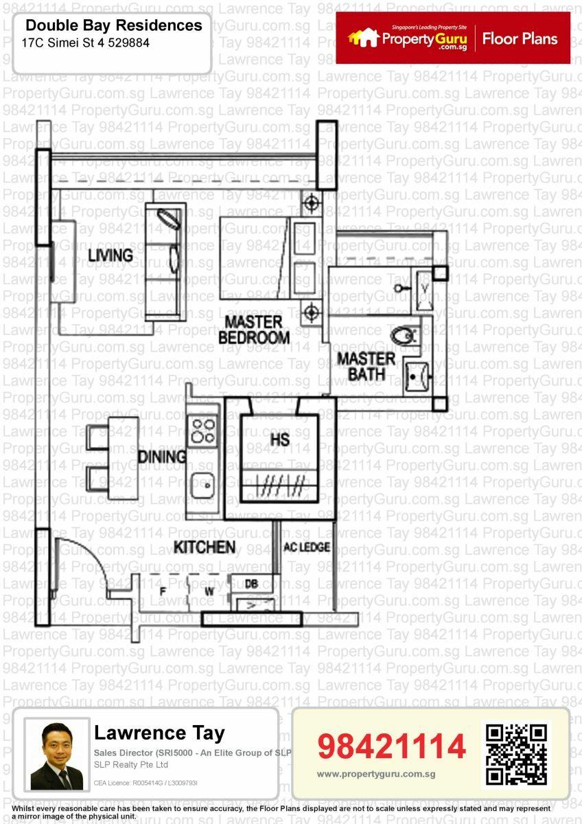 Double Bay Residences Floor Plan Property Details 295 301 Dundas ...