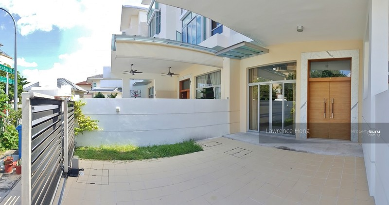 Lentor plain 3 storey 5 bedrooms terrace house for rent for 3 storey terrace house
