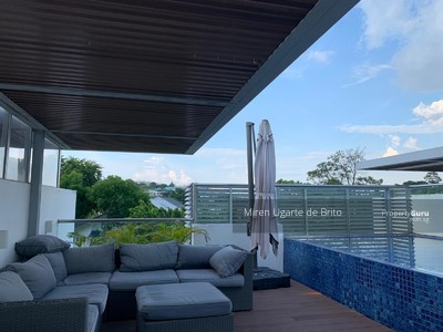 For Rent - 6 Years Terrace House @ Coronation R W
