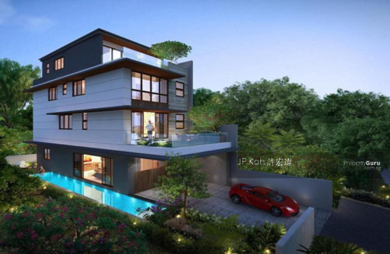 Changi Road Semi Detached House For Sale New Changi
