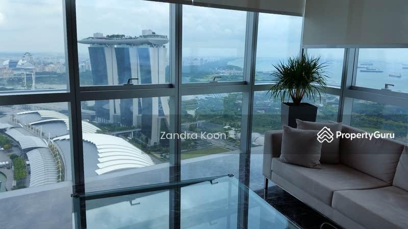 Marina Bay Residences 18 Marina Boulevard 1 Bedroom 730