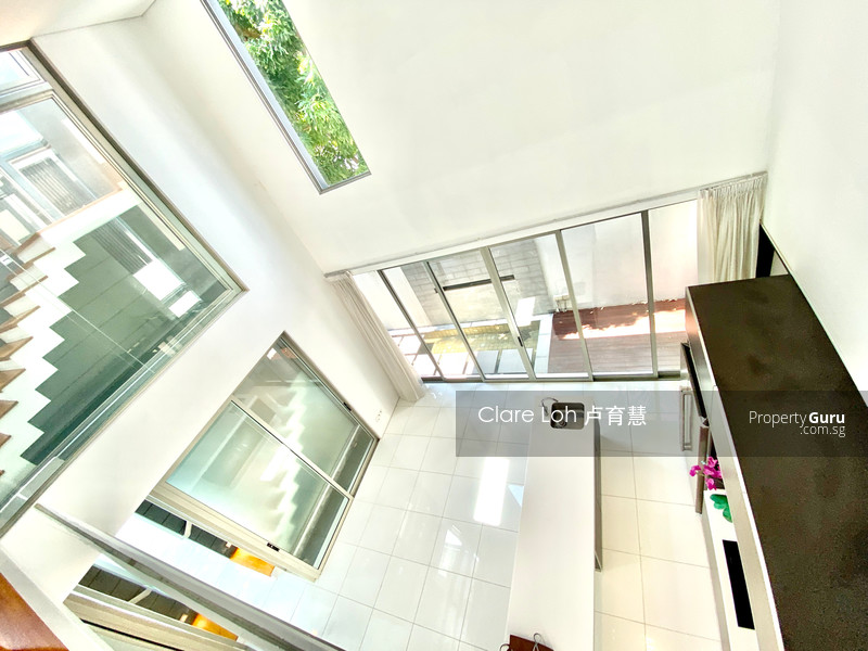 Modern Detached House near Nanyang Primary for Rent! #112273922